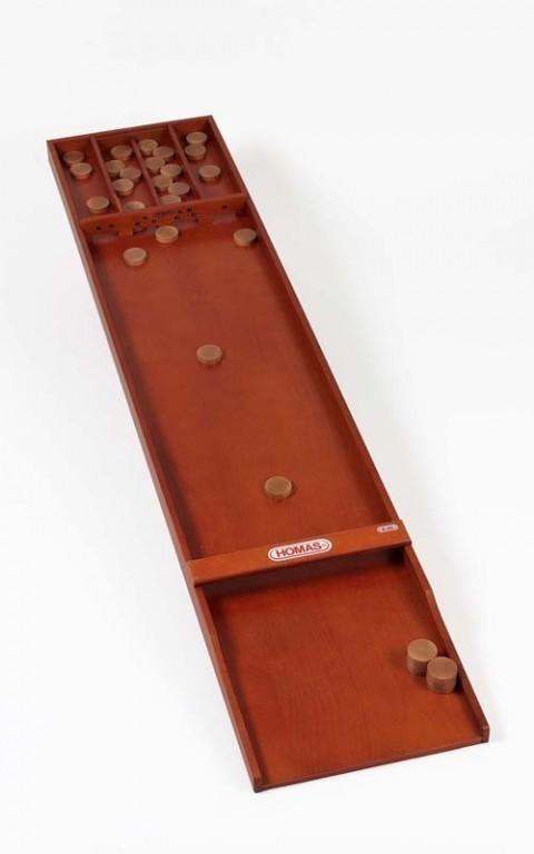 tisch shuffleboard regeln