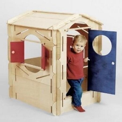 bauka basis set haus kasperle mondf hre baukasten stecksystem f r kinder ebay. Black Bedroom Furniture Sets. Home Design Ideas