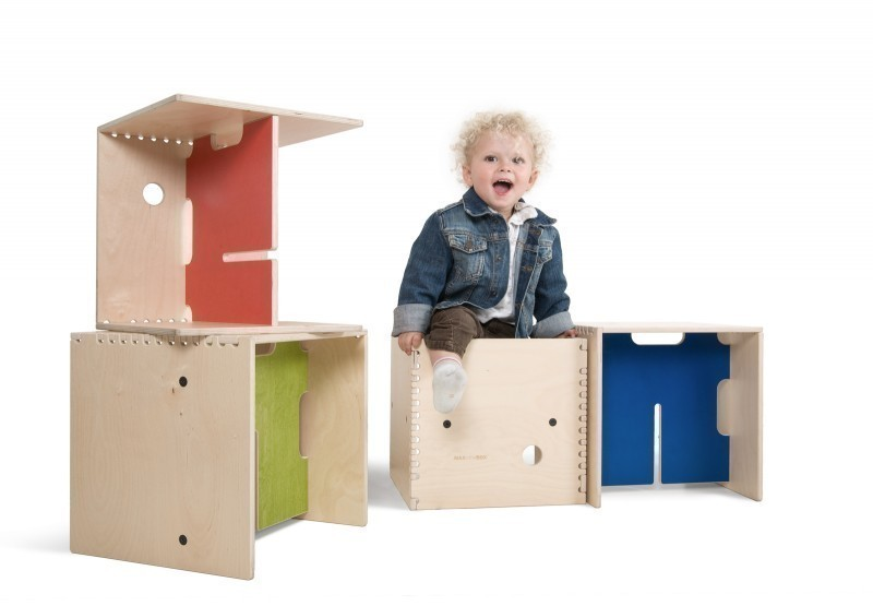 maxinthebox kinderm bel set von perludi design. Black Bedroom Furniture Sets. Home Design Ideas