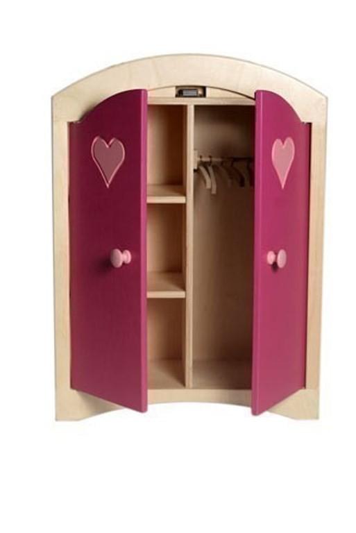 Puppenkleiderschrank Bauen ~ Alle Ideen für Ihr Haus Design und Möbel