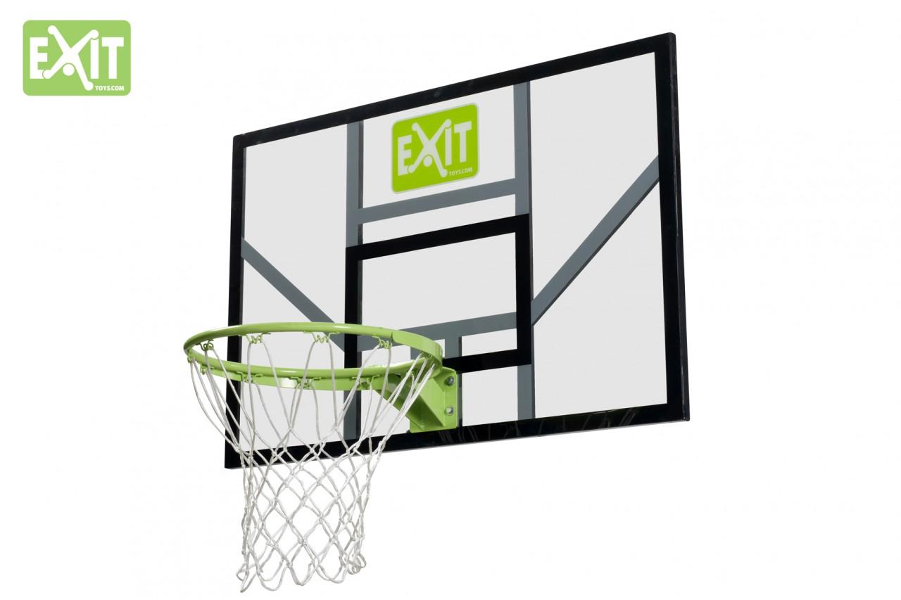 Exit galaxy board ring netz for Panneau de basket exterieur