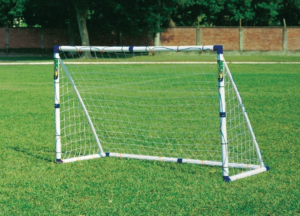 fu balltor mini soccer goal 17 150 cm x 130 cm f r kinder und jugendliche aller. Black Bedroom Furniture Sets. Home Design Ideas