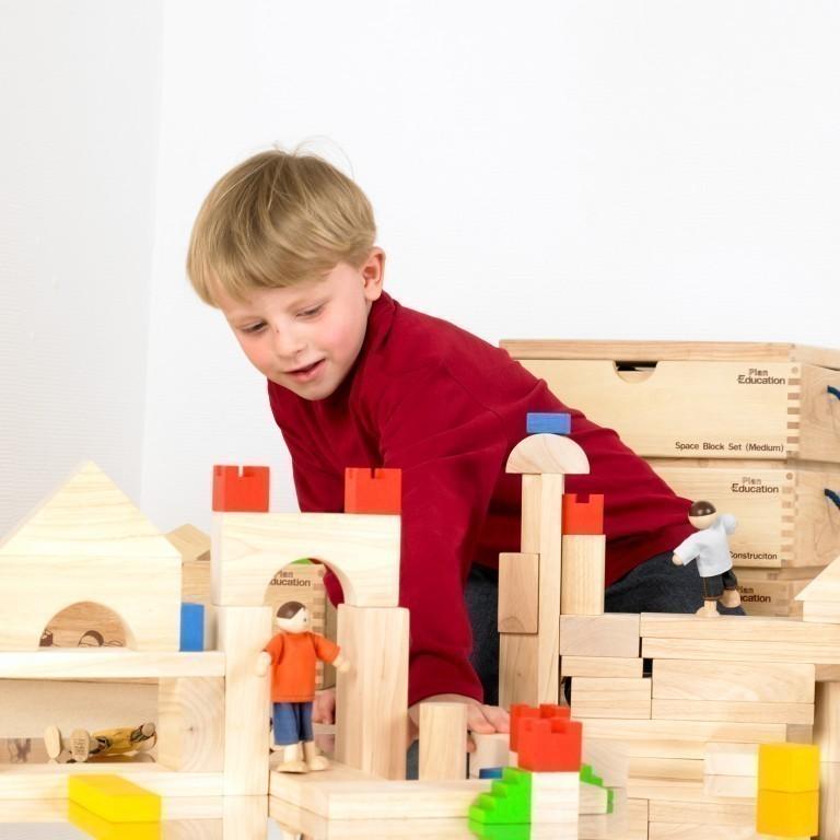 planeducation bausteine set a f r kinder ab 3 8 jahren geeignet bauen und spielen plan education. Black Bedroom Furniture Sets. Home Design Ideas