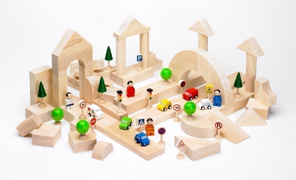 planeducation bausteine set b f r kinder ab 3 8 jahren geeignet bauen und spielen plan education. Black Bedroom Furniture Sets. Home Design Ideas