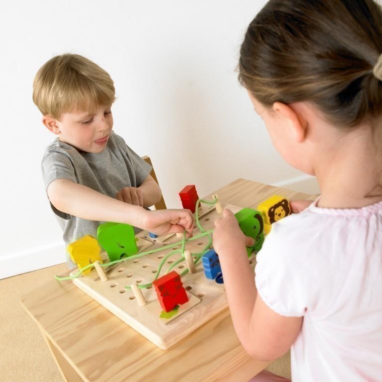 planeducation sortierbox tiere f r kinder ab 3 8 jahren geeignet bauen und spielen plan education. Black Bedroom Furniture Sets. Home Design Ideas