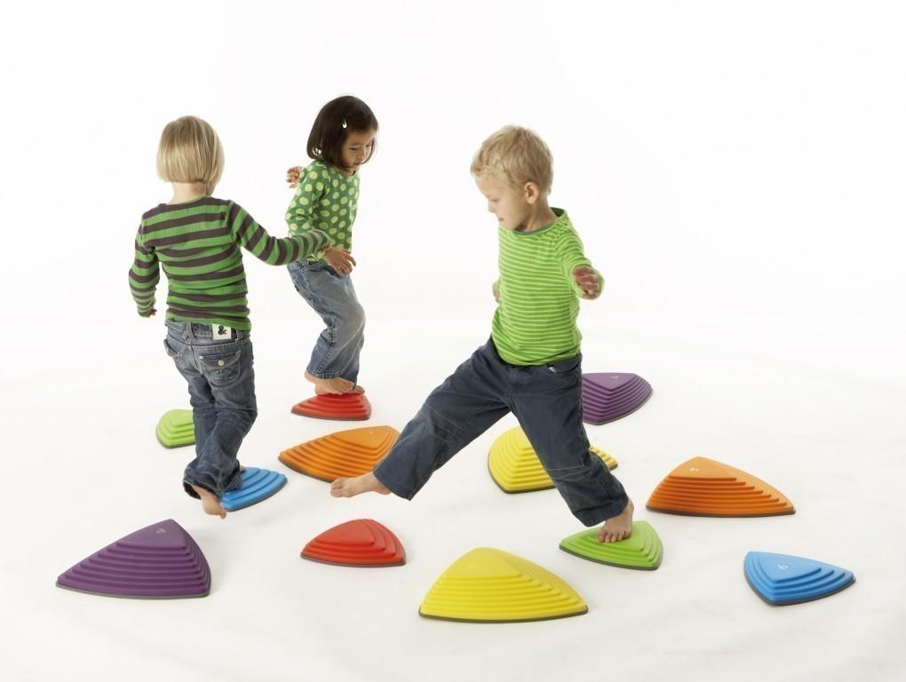 Top Boys Toys For Autism : Fluss steine er set balanciersteine im design von