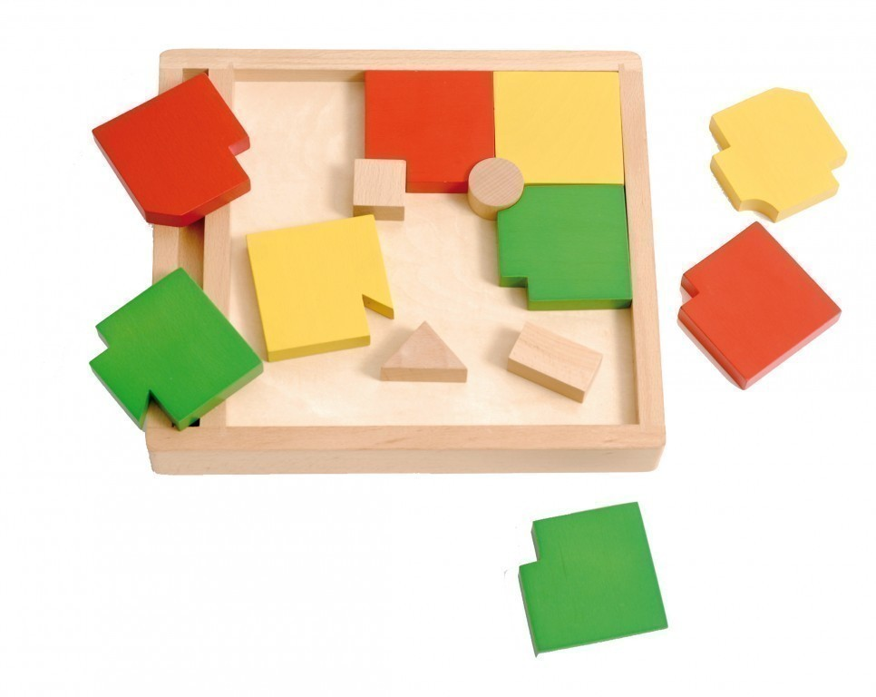 vario holzpuzzle f r kinder ab 5 jahren geeignet spiele. Black Bedroom Furniture Sets. Home Design Ideas