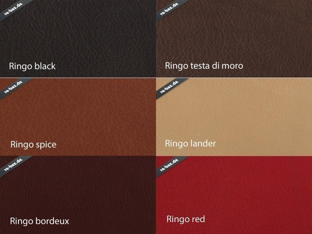 rebax maxi l sitzsack mit leder bezug ringo gr e ca 128 cm durchmesser ca 80 cm. Black Bedroom Furniture Sets. Home Design Ideas