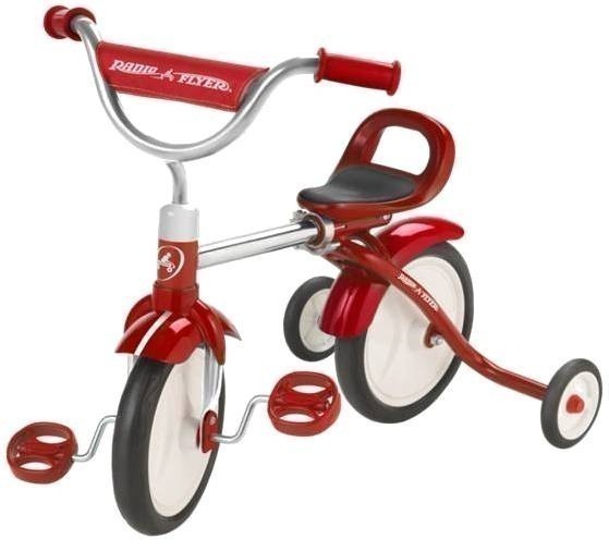 radio flyer wachs mit dreirad 23t red grow n go trike belastbarkeit 17 kg altersempf. Black Bedroom Furniture Sets. Home Design Ideas