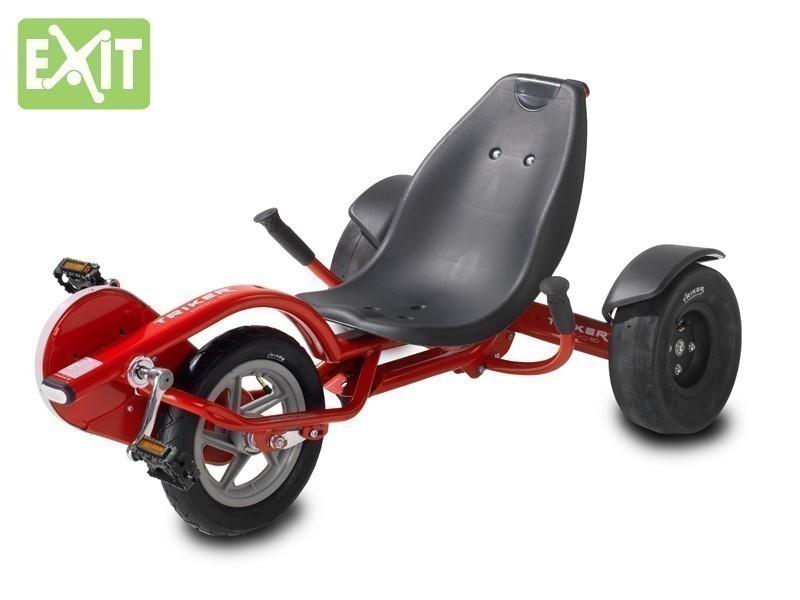 exit triker pro 50 red kinder trike 6 bis. Black Bedroom Furniture Sets. Home Design Ideas