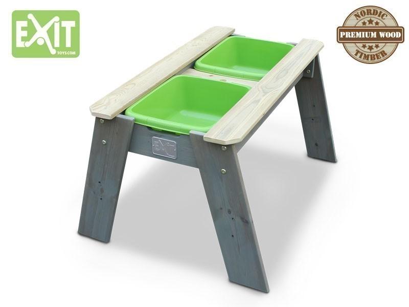 exit aksent sand und wassertisch l kinderspieltisch. Black Bedroom Furniture Sets. Home Design Ideas