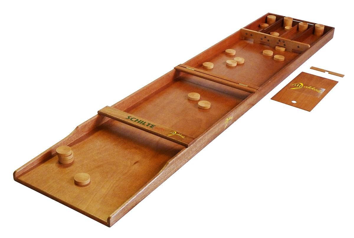 Holz Brettspiele Für Erwachsene : jakkolo foldable holl ndisches brettspiel klappbar inkl 30 spielsteine pucks ~ Sanjose-hotels-ca.com Haus und Dekorationen