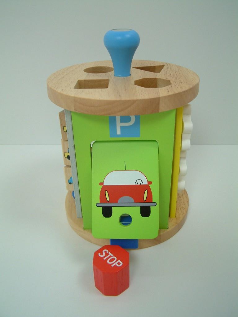 activity roller garage motorikspielzeug sortierbox. Black Bedroom Furniture Sets. Home Design Ideas